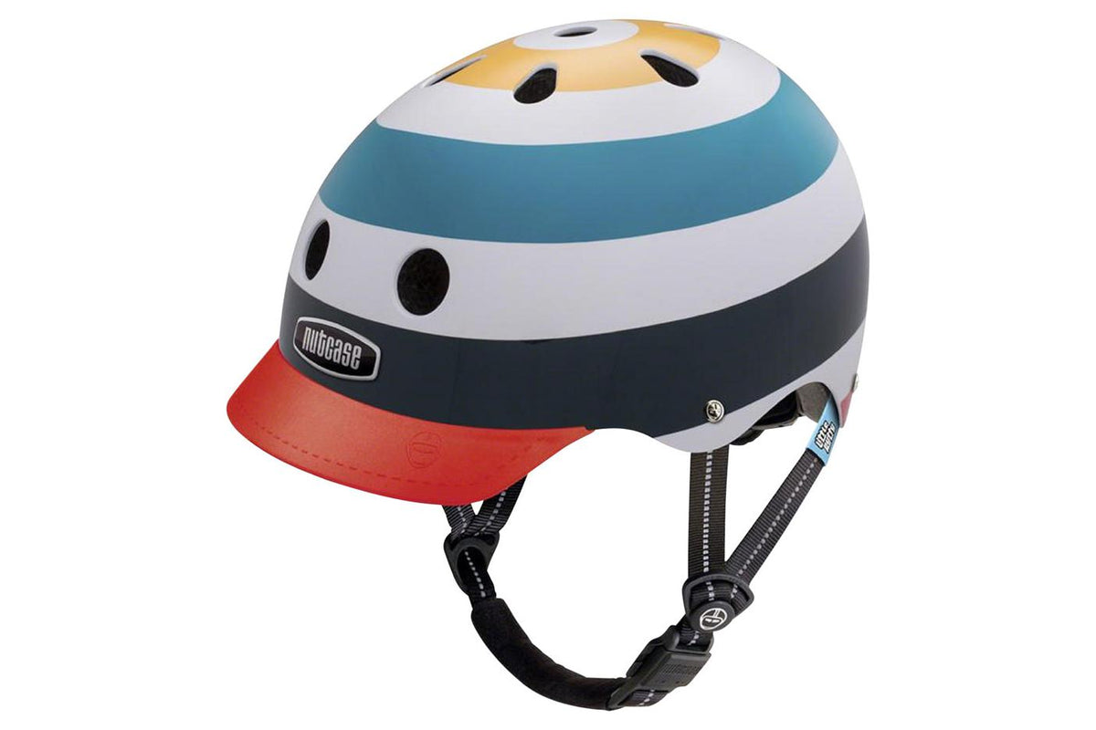 Nutcase Little Nutty Child Helmet: Radio Wave, XS