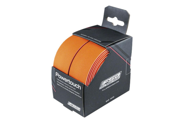 FSA PowerTouch Handlebar Tape, Neon Orange