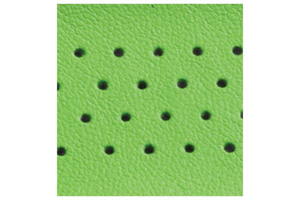 Fizik Superlight Perforated Microtex Handlebar Tape: Apple Green