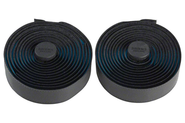 Brooks Cambium Rubber Bar Tape Black