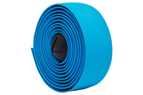 Fabric Silicone Bar Tape: Blue
