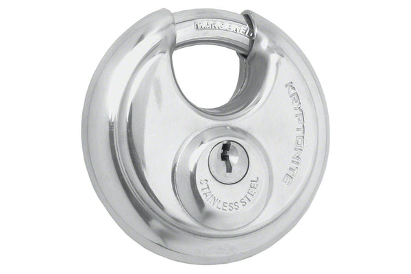 Kryptonite Disc Padlock with Flat Key