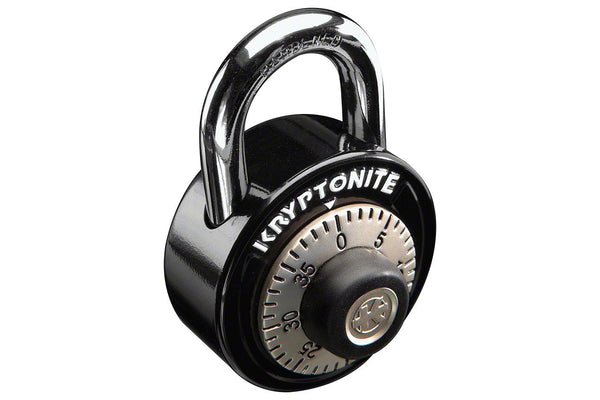Kryptonite Gripper Combination Padlock: 50mm