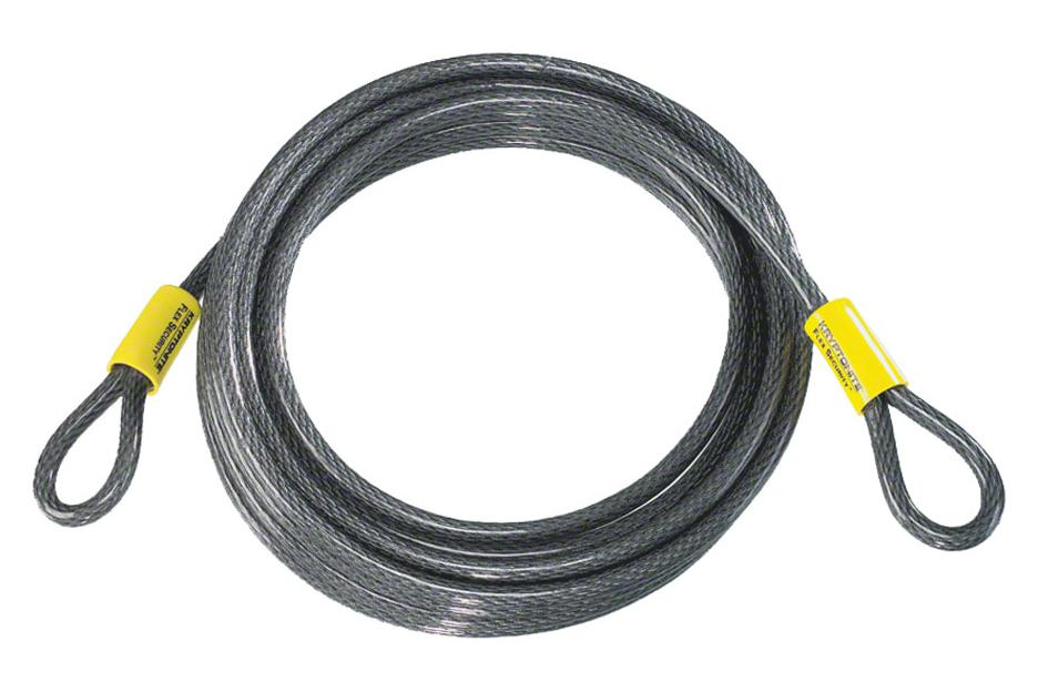 Kryptonite KryptoFlex Cable 1030: Extra Long 10mm X 30'