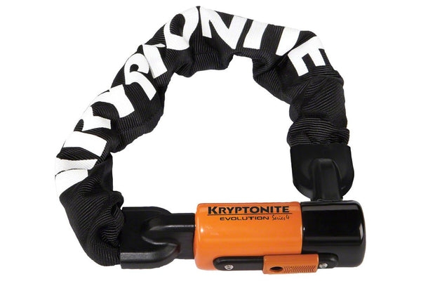 Kryptonite 1055 Evolution Mini Series 4 Chain Lock: 1.8' (55cm)