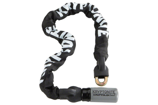 Kryptonite 995 KryptoLok Series 2 Chain Lock: 3.125' (95cm)