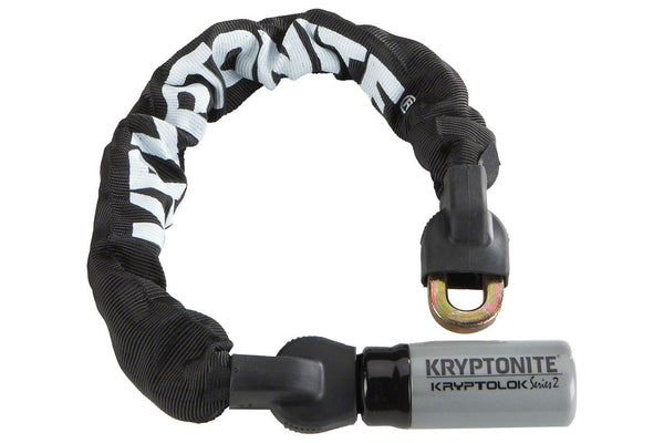 Kryptonite 955 Mini KryptoLok Series 2 Chain Lock: 1.8' (55cm)