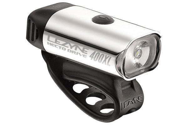 Lezyne Hecto Drive 400XL Headlight: Polish