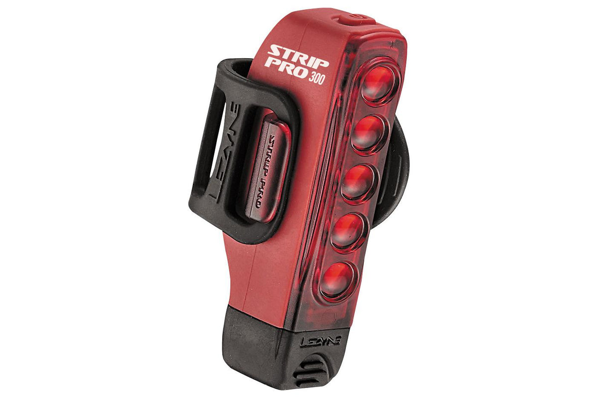 Lezyne Strip Drive Pro Taillight: Red