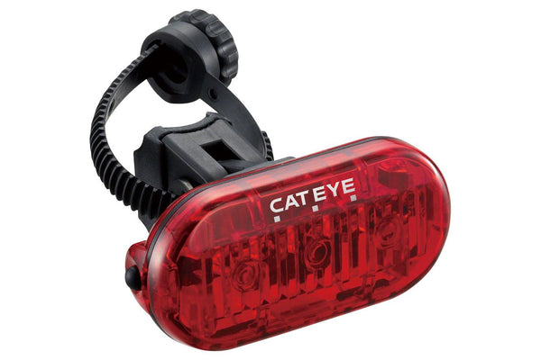 CatEye Omni3 LED Taillight: Black