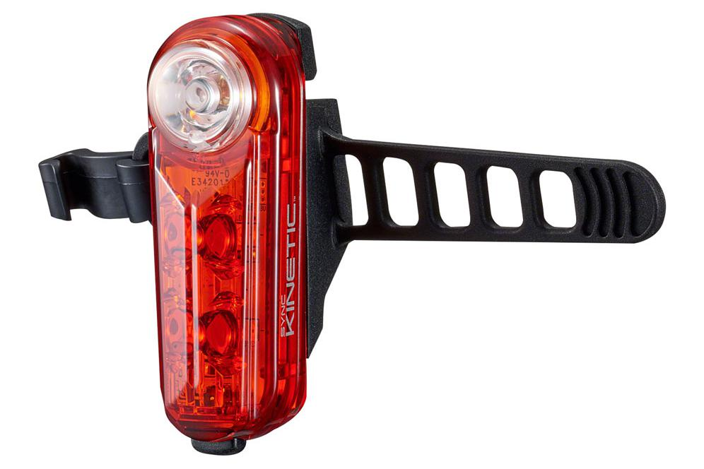CatEye Sync Kinetic Taillight: Black