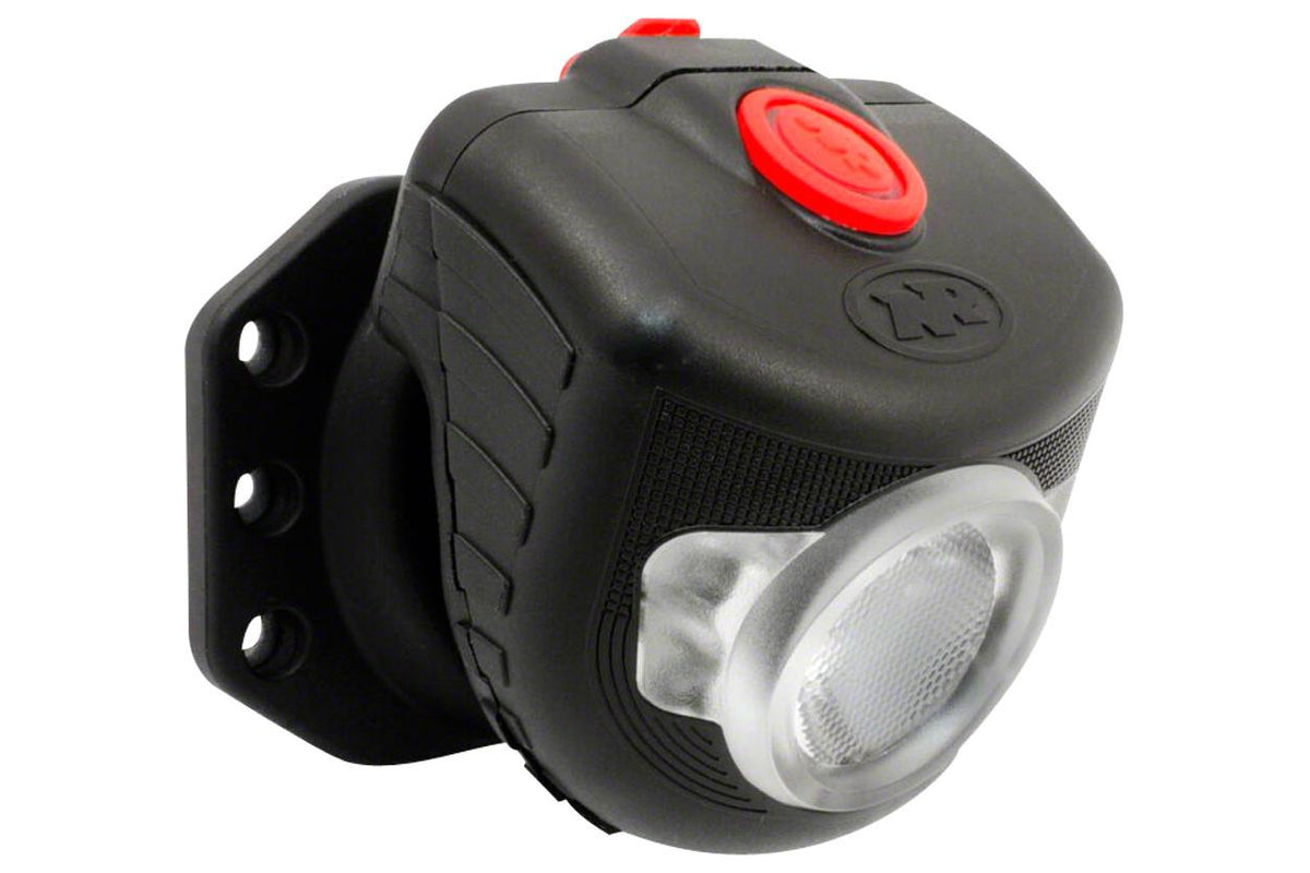 NiteRider Adventure Pro 180 Headlamp: Black