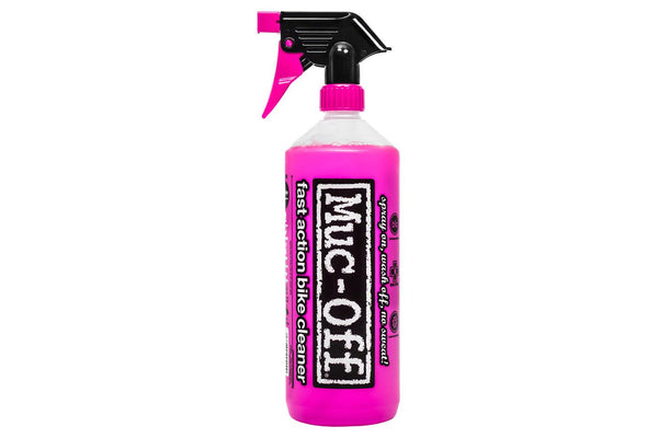 Muc-Off Nano Tech Bike Cleaner: 1L Spray Bottle