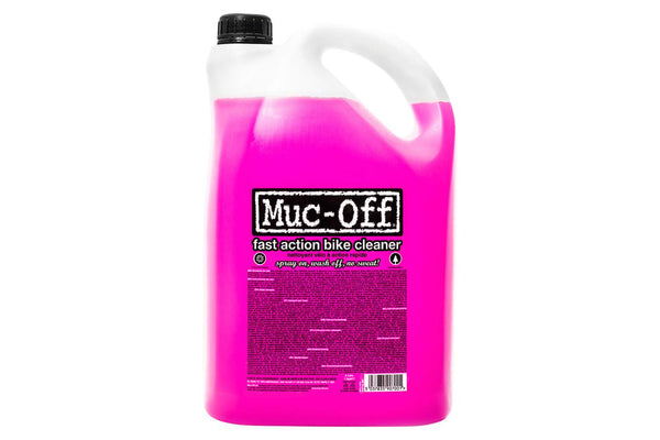 Muc-Off Nano Tech Bike Cleaner: 5L Pourable Bottle