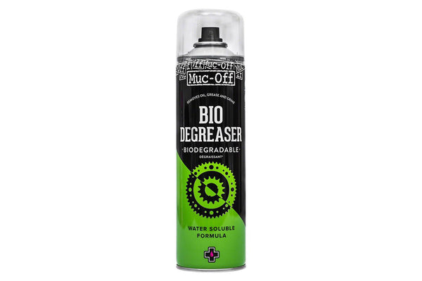 Muc-Off Bio Degreaser: 500ml Aerosol