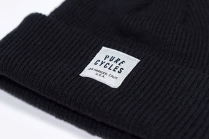 Pure Cycles Merino Beanie