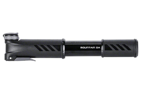 Topeak Mountain DA Dual Action Mini Pump: Black