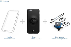 Quad Lock iPhone Mount