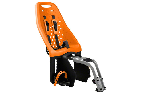 Yepp Maxi Seat Post Mount Child Seat: Orange