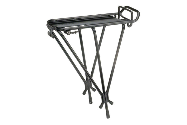 Topeak Explorer Rear Rack with Spring Clip: Black