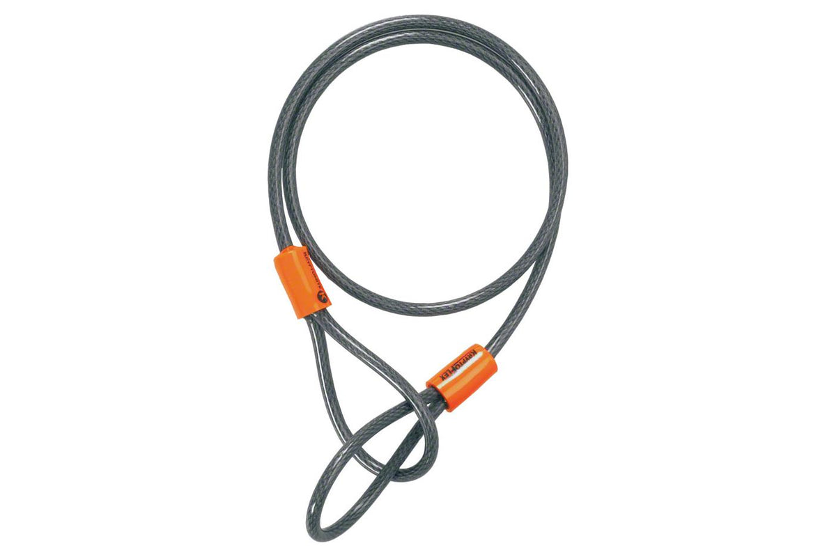 Kryptonite KryptoFlex Seat Locking Cable 525: 2.5' x 5mm