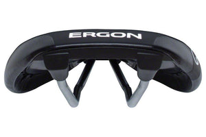 Ergon SMC4-M Sport Gel Saddle: Medium, Black