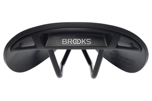 Brooks C19 All Weather Saddle: Black