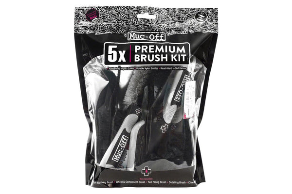 Muc-Off Five Brush Set