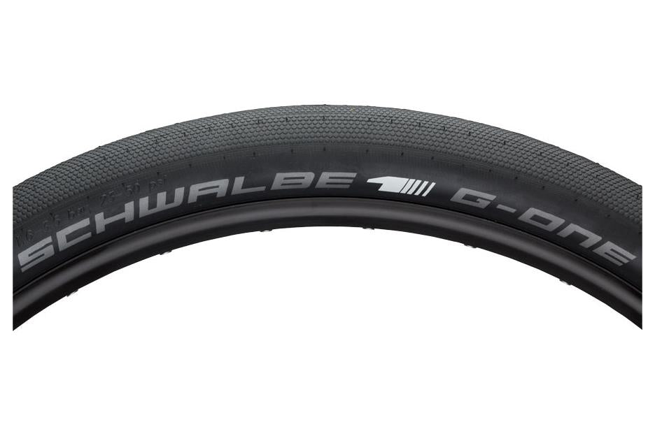 Schwalbe G-One Speed Tire 29 x 2.35, Folding Bead, Evolution Line, OneStar Compound, SnakeSkin, Tubeless Easy, Black