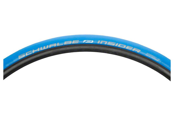 Schwalbe Insider Trainer Tire: 700 x 23c, Folding Bead, Performance Line, Performance Compound, Blue