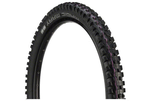 Schwalbe Magic Mary Tire 27.5 x 2.60, Wire Bead, Evolution Line, Addix Ultra Soft Compound, Downhill, Black