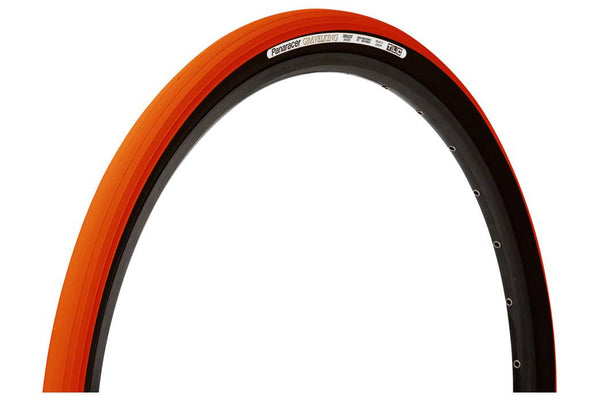 Panaracer GravelKing Tire - 700 x 38, Tubeless, Folding, Orange/Black