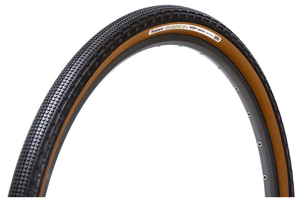 Panaracer GravelKing SK+ Tire - 650b x 48, Tubeless, Folding, Black/Brown, ProTite Protection