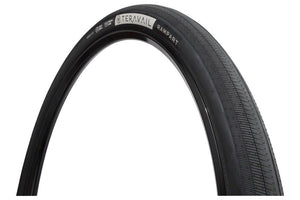Teravail Rampart Tire - 650b x 47, Tubeless, Folding, Black, 60tpi, Durable