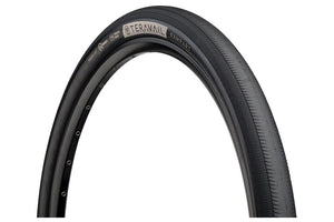 Teravail Rampart Tire - 650b x 47, Tubeless, Folding, Black, 60tpi, Light and Supple