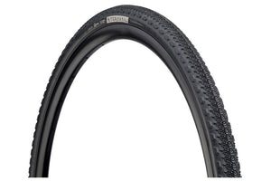 Teravail Cannonball Tire - 700 x 35, Tubeless, Folding, Black, 60tpi, Light and Supple