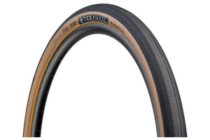 Teravail Rampart Tire - 650b x 47, Tubeless, Folding, Black/Tan, 60tpi, Light and Supple