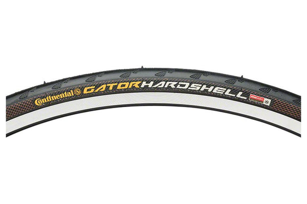 Continental Gator Hardshell Tire - 700 x 28, Clincher, Steel, Black, 180tpi