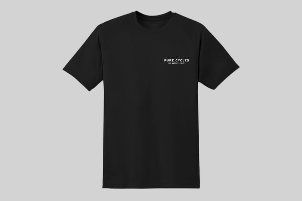 Pure Cycles Logo Tee