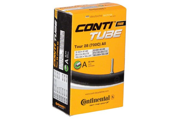 Continental 700 x 32-47mm 40mm Schrader Valve Tube