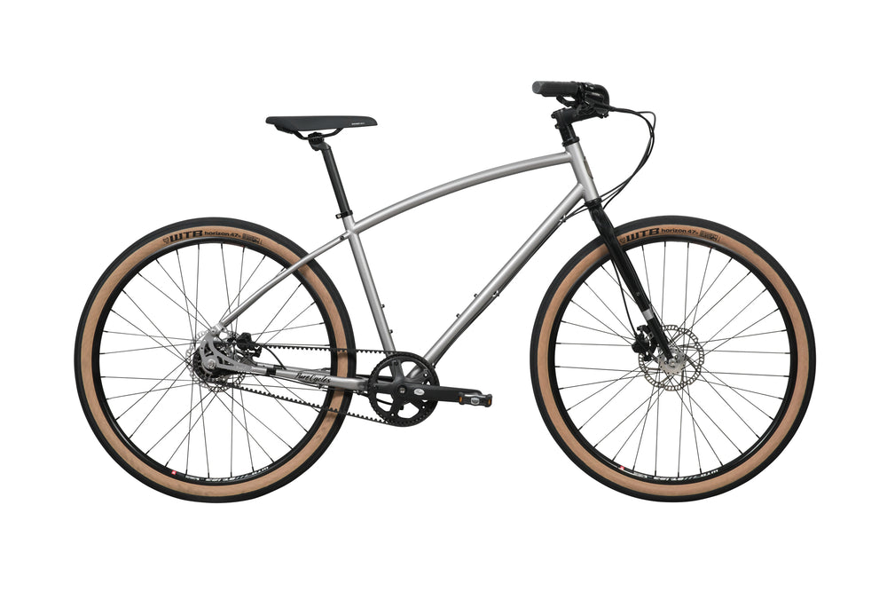 Urban Commuter Belt-Drive Bike