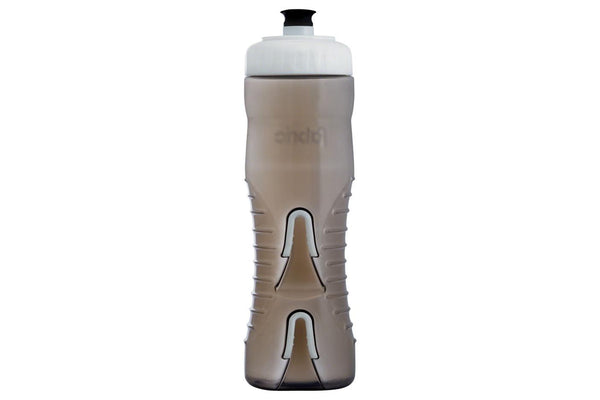 Fabric Cageless Water Bottle: 750ml, Black/White