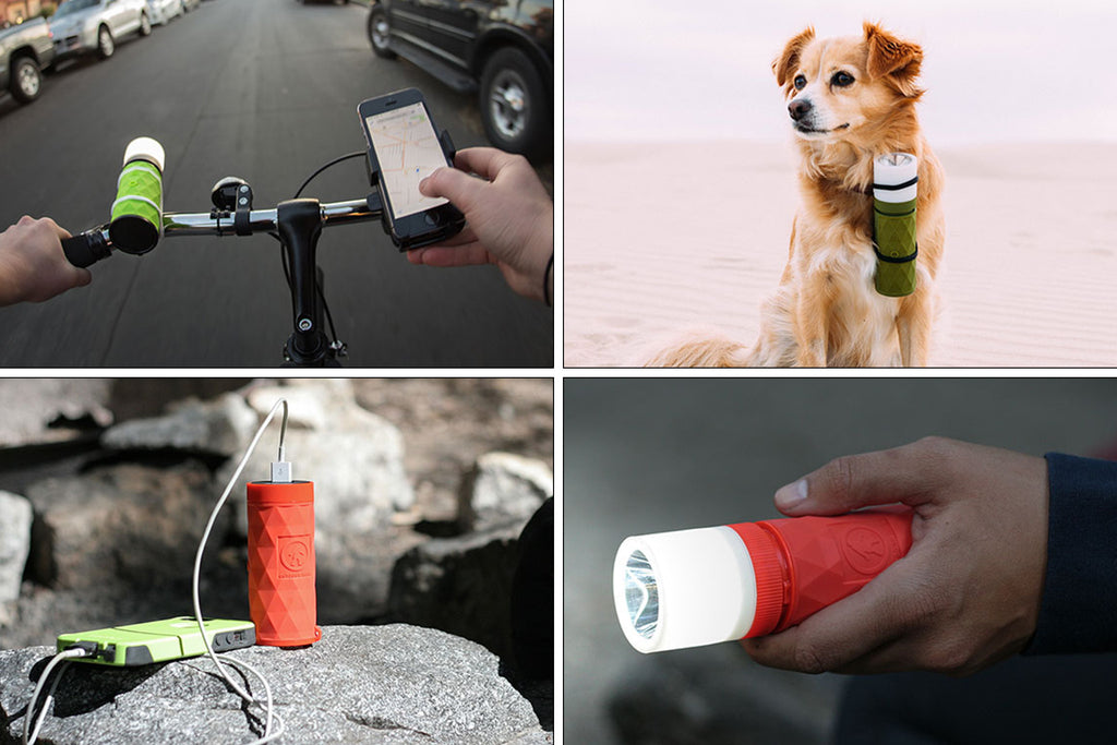 Buckshot Pro Bluetooth Speaker / Powerbank / Lamp