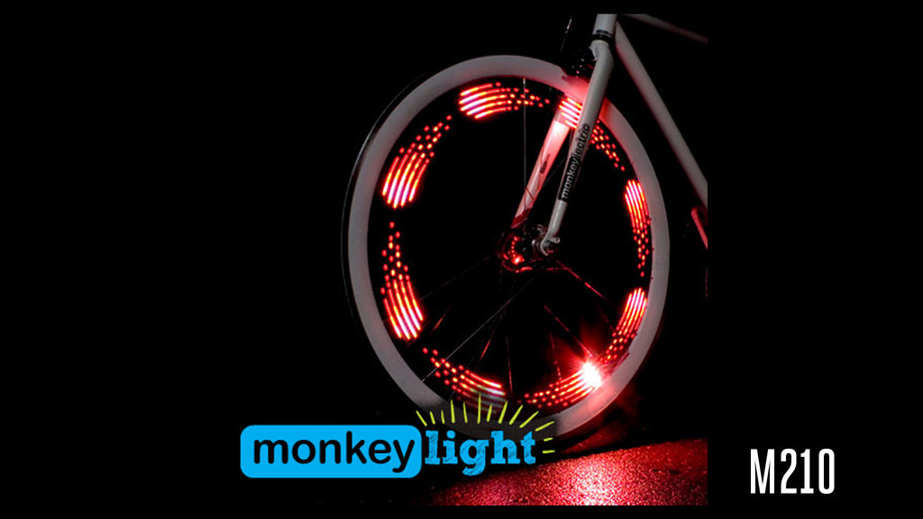 Monkey Lights Wheel Lights