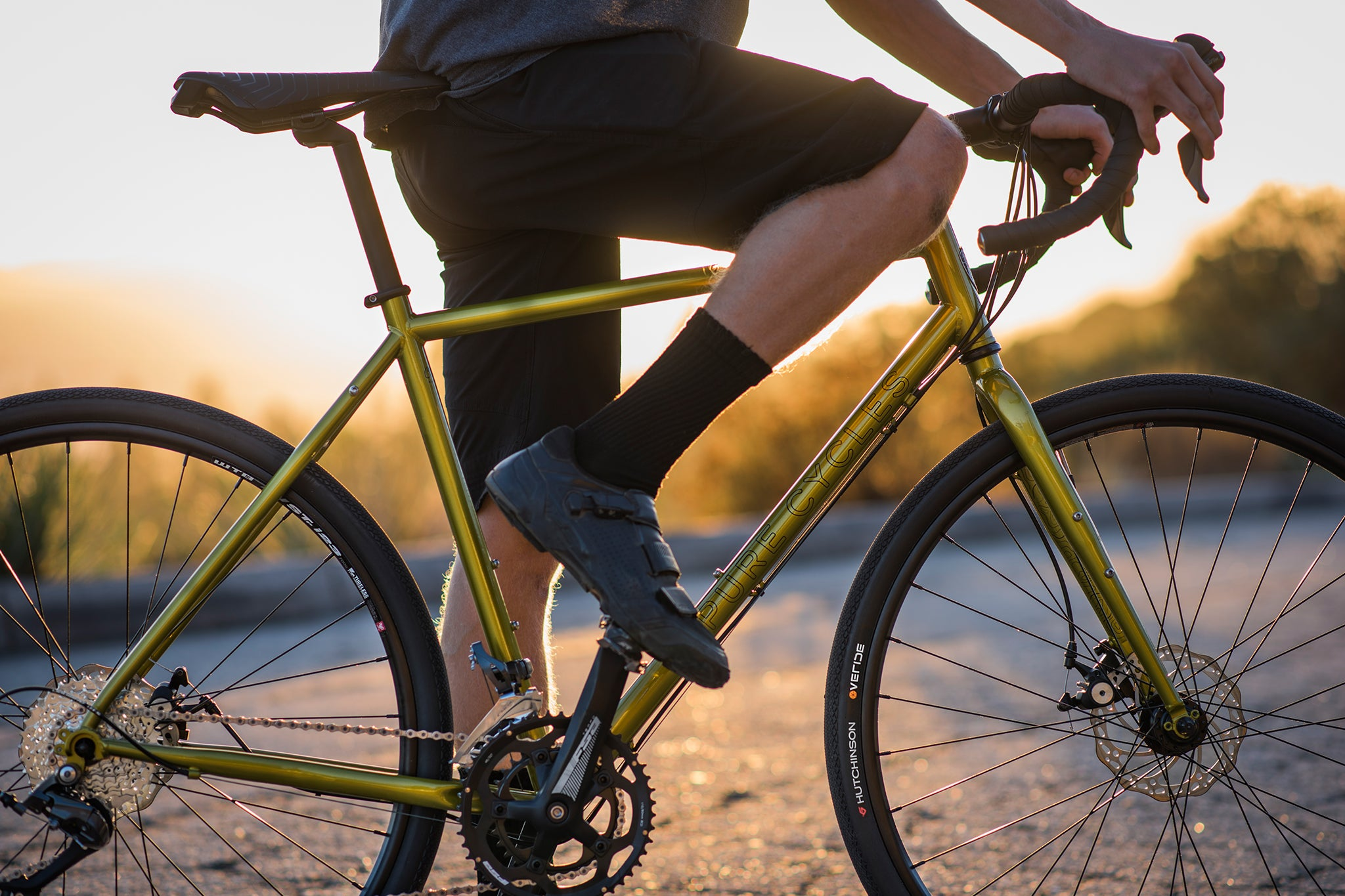 Gravel Adventure Bike – Pure Cycles