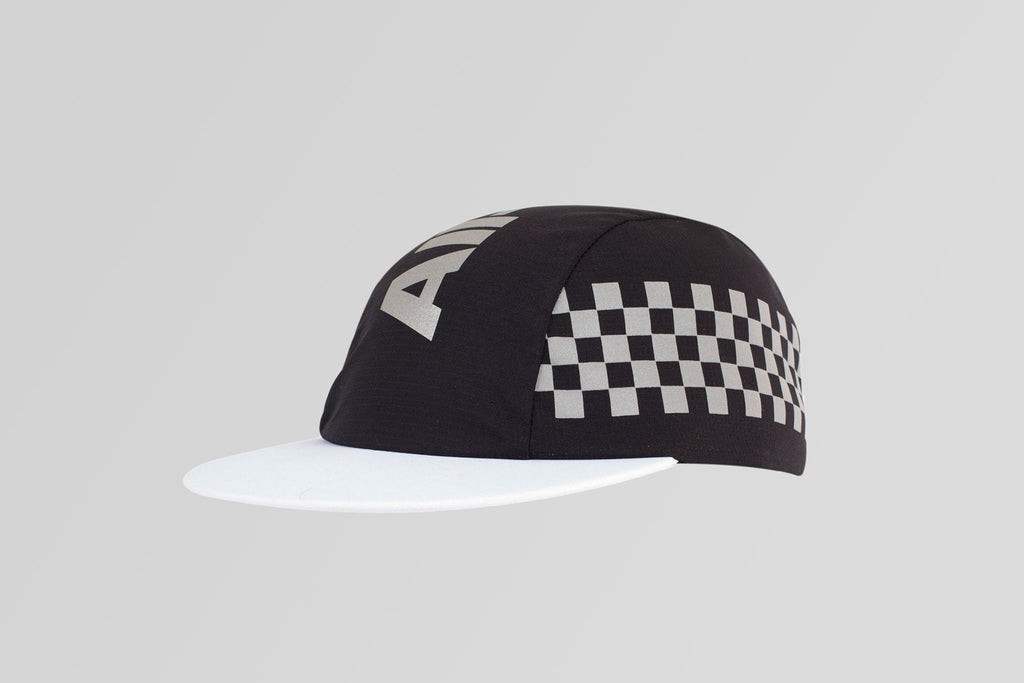 ICNY Checker 3-Panel Cap