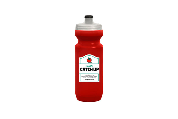 Condiment Canteen Bottle