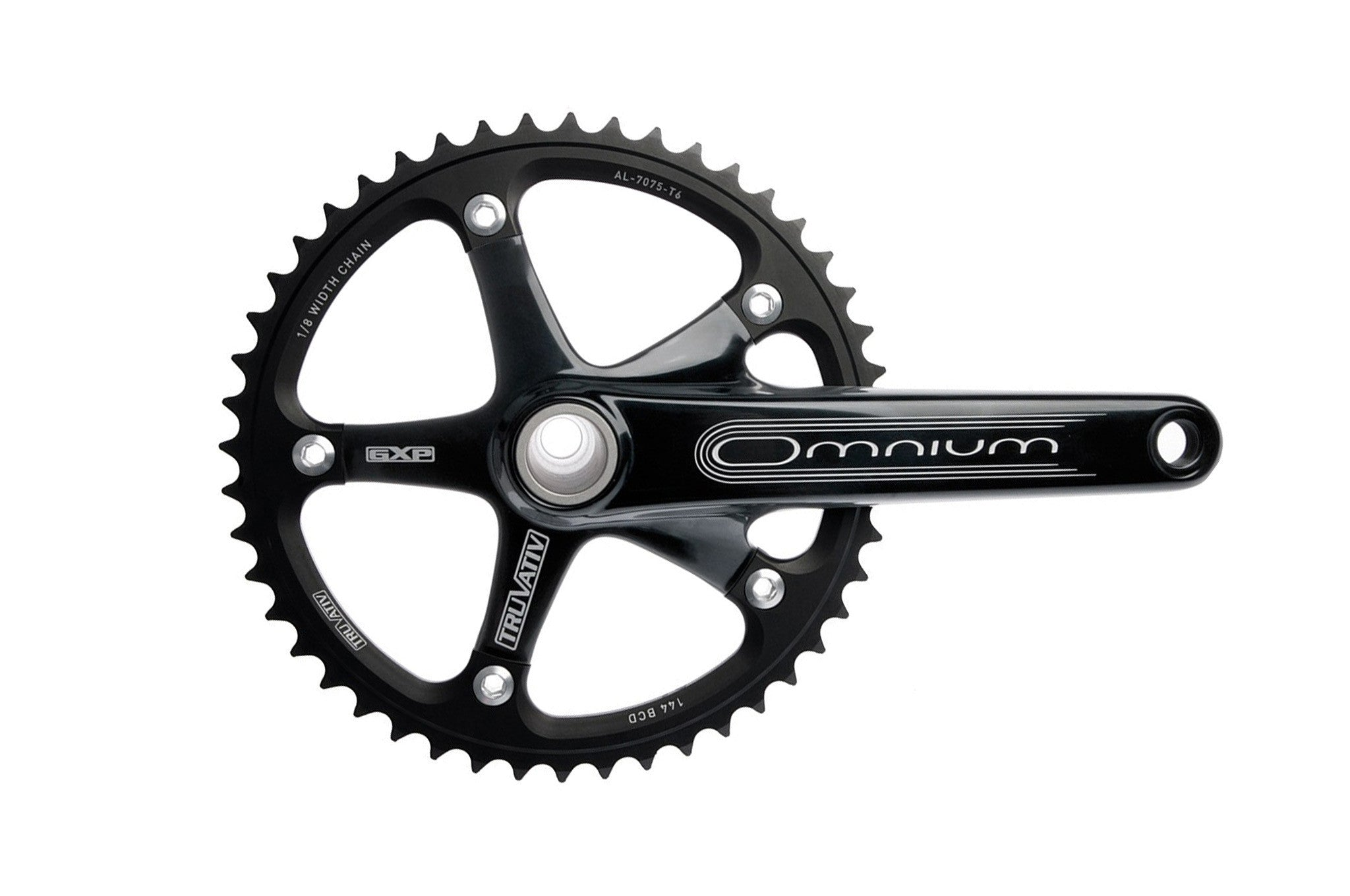 Sram Omnium 48t Track Crankset And Bottom Bracket Pure Cycles