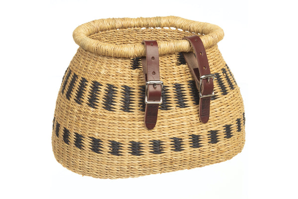 Asungtaba Pot Shaped Bike Basket