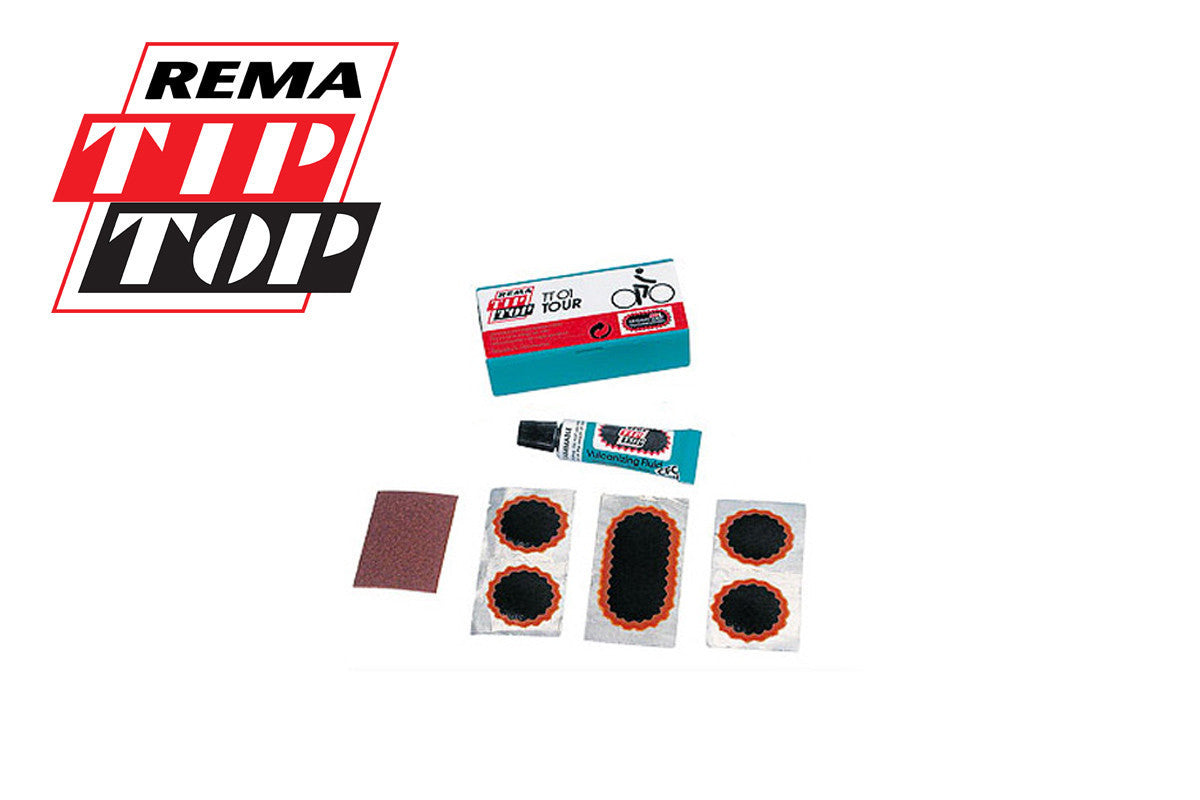 Rema Tip Top Patch Kit Pure Cycles